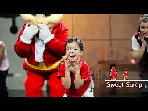 Sweet-Sarap Dance Tutorial