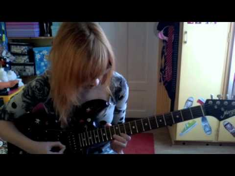 Little girl blue gitar intro (janis joplin)