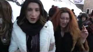 Luxuria a Montevergine per la festa della Candelora
