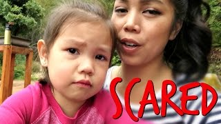 SCARED IN THE WILDERNESS! - August 31, 2016 -  ItsJudysLife Vlogs