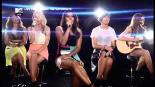 The Saturdays - Issues (MTV Live Vibrations)