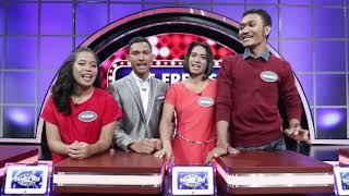 Keluarga Grand Siti udah siap lhoo buat bawa pulang 200 JUTA! - Family 100 Indonesia