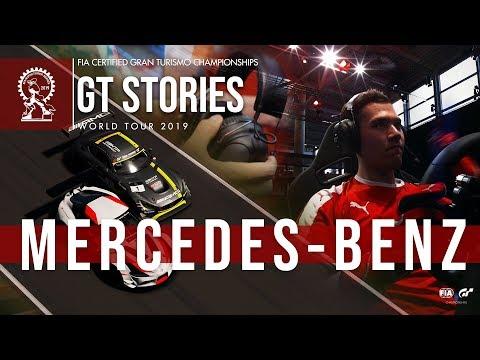 GT Sport Stories: Mercedes Emotional Rollercoaster At Nürburgring