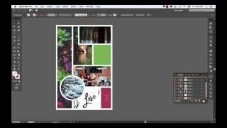 How to Create a Mood Board in Adobe Illustrator
