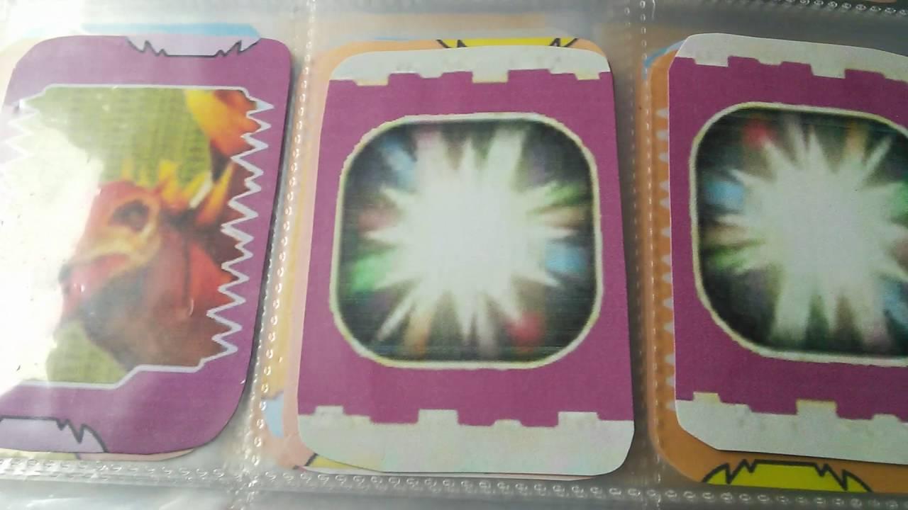 My Dinosaur King Anime Cards 11  6  16