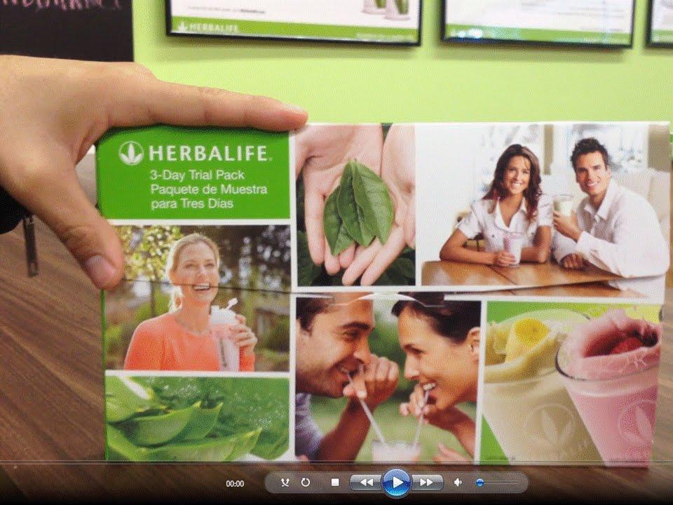 Como tomar la merengada de herbalife para bajar de peso