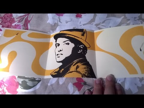 Unboxing Cd Bruno Mars - Doo-Wops &...