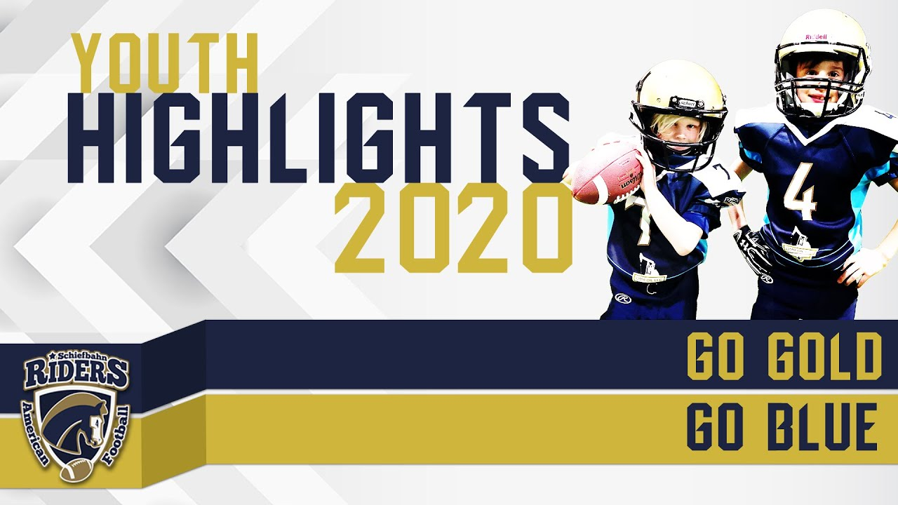 Youth Football 2020 Season Highlights