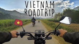 vietnam motorbike road trip indian summer
