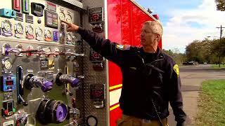 Rosenbauer Engine Pump Operation