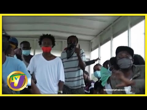 Breaches of DRMA Act in Clarendon   TVJ News - Oct 6 2021