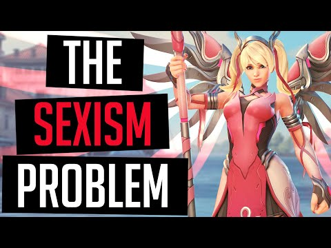 The Sexism Problem of Overwatch & Gaming