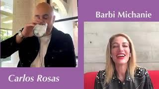 Bárbara Michanie Entrevista a: Carlos Rosas