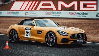 Zkouším nové AMG na okruhu!