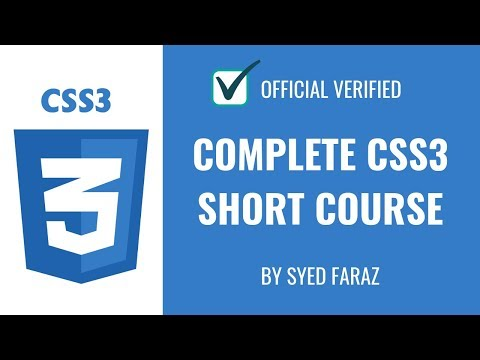 CSS3 Tutorial for Beginners | Part 1 CSS Basics thumbnail