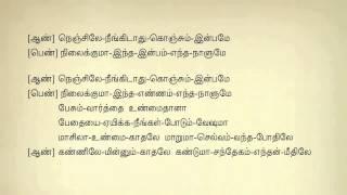 Maasila Unmai Kaathale Tamil Karaoke Tamil Lyrics