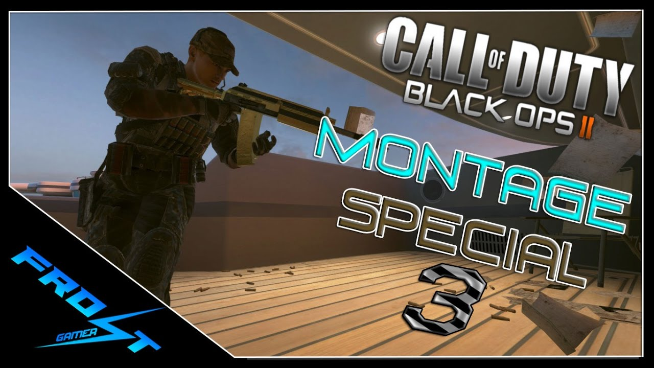 Black Ops 2 - Montage Special 3 - BALLISTA,S12,M1216 - YouTube M1216 Gold