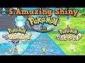 5 Shiny Pokemon REACTIONS! Pokemon Lets Go Pikachu and Eevee!