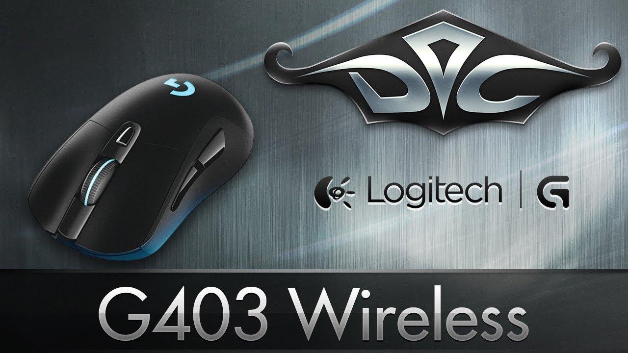 Logitech Prodigy G403 Wireless. Наконец-то!