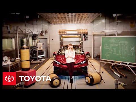 Toyota Mirai | Portrait of a Pioneer – Jackie | Toyota
