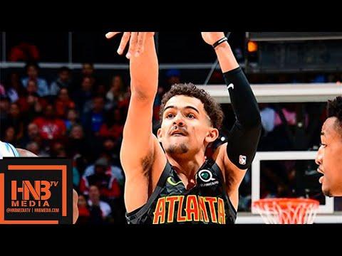 Atlanta Hawks vs Charlotte Hornets Full Game Highlights | 02/09/2019 NBA Season