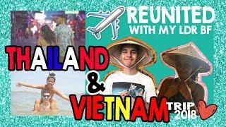 Vlog #3 | LDR reunion | Thailand & Vietnam Trip