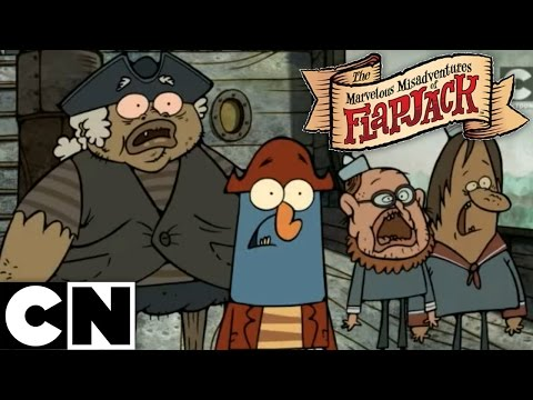 Marvelous Misadventures of Flapjack - Collection #1