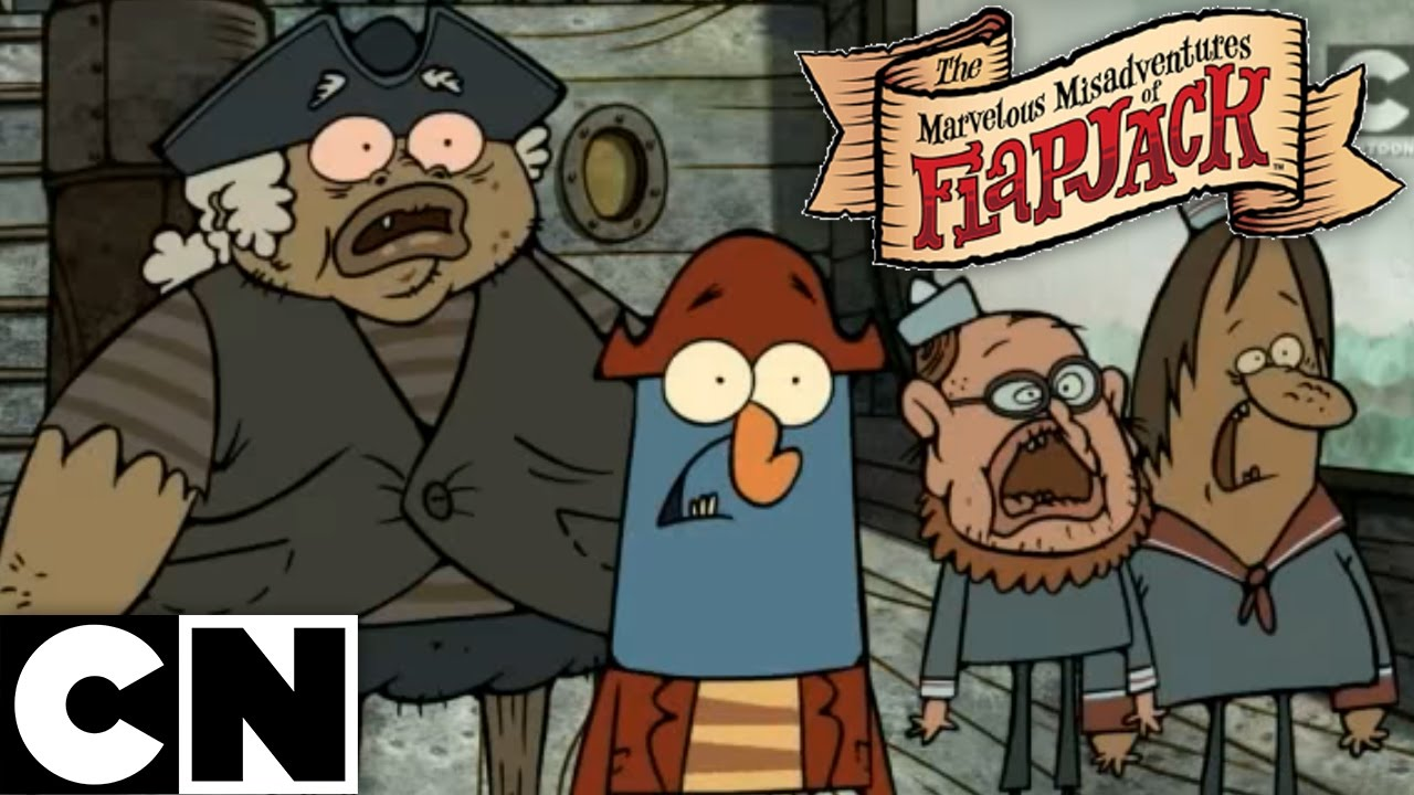 Marvelous misadventures of flapjack collection 1 youtube marvelous misadventures of flapjack collection 1 voltagebd Choice Image