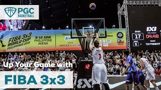 Up Your Game With FIBA 3x3
