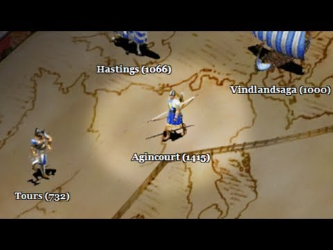 Age of Empires II: The Conquerors Campaign - 4. Battles of the Conquerors - Agincourt (1415)