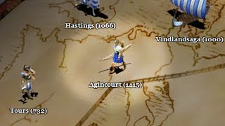 Age of Empires II: The Conquerors Campaign - 4. Battles of the Conquerors - Agincourt (1415)