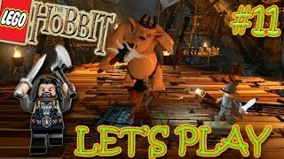 LEGO The HOBBIT Walkthrough Part 11 (The Great Goblin King)
