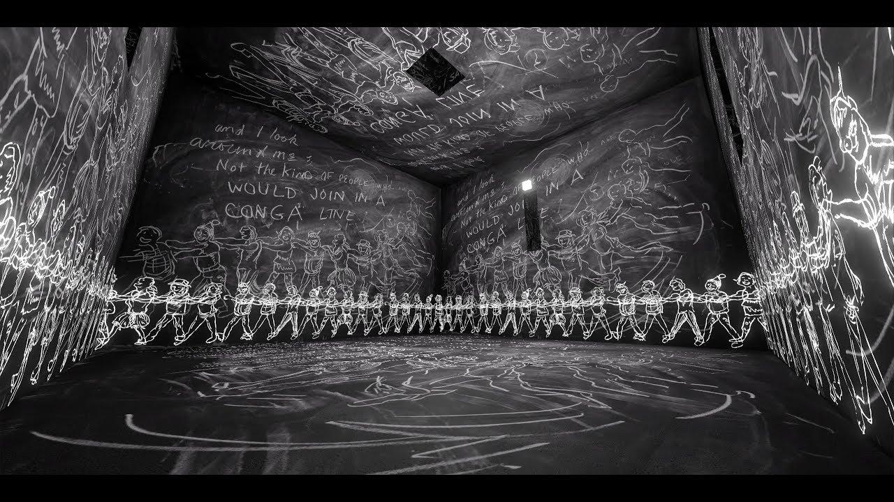 沙中房間創作介紹 Chalk Room VR Trailer - YouTube