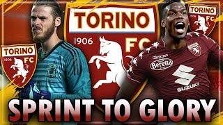 NUR MIT VORVERTRÄGEN ZUM CHAMPIONS LEAGUE TITEL !! 💥🔥   FIFA 19: FC TURIN Sprint to Glory