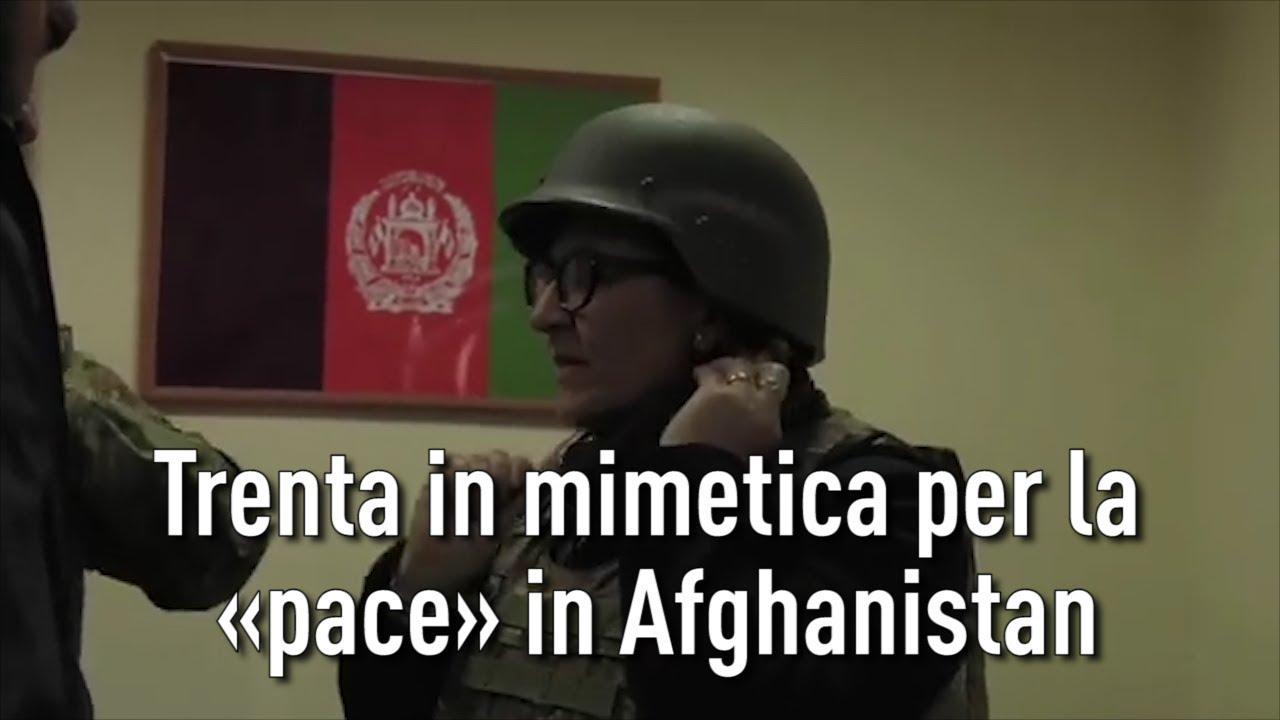 L'Arte della Guerra - Trenta in mimetica per la «pace» in Afghanistan (IT/PT/SP/EN/RO/FR/DE/NL)