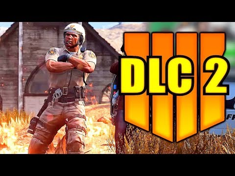 (Full) BO4 DLC 2 Trailer Reaction - Black Ops 4 DLC 2 Gameplay Trailer