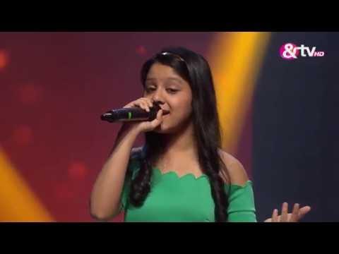 Srishti Rawat - Liveshows - Episode 15 - September 10, 2016 - The Voice India Kids