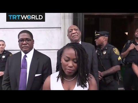 US judge declares mistrial in Bill Cosby case