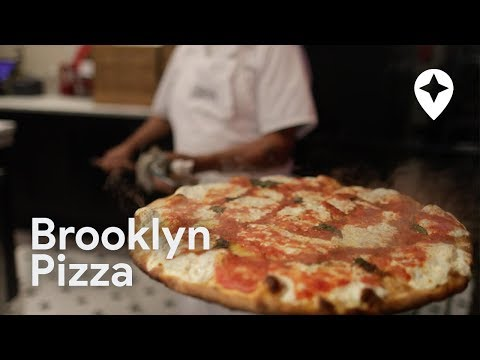 Where to Eat Pizza in Brooklyn - Eat Like a Local, Ep. 12