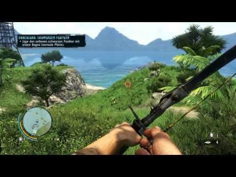 Let's Game: Far Cry 3 #022 -- [German, HD] Der schwarze Panther (hält viel aus)