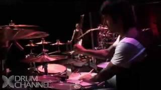 Alex Gonzalez y the Police - tributo a Stewart Copeland