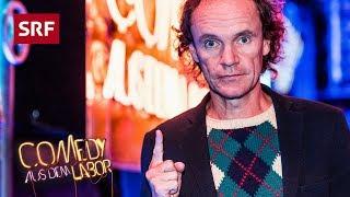 Olaf Schubert | Warm-Up | Comedy aus dem Labor