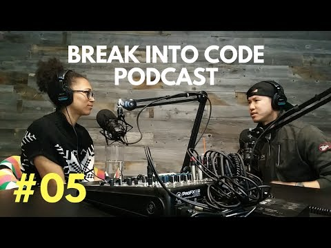 How To Transition from Front-End Development to Design | Break Into Code Podcast Ep 5