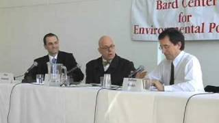 6) Higher Education and Sustainability: Leon Botstein and Andrew Revkin