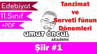 Türk Dili ve Edebiyatı  11.Sınıf  3.Ünite  Şiir 1  +PDF