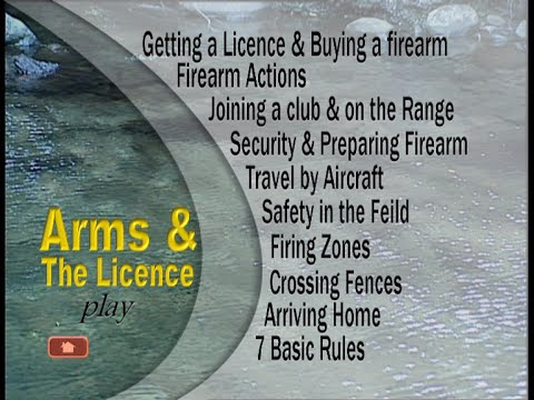 Firearms Licence New Zealand