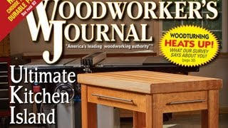 Preview Of Woodworker's Journal Magazine September/october 2012 Issue