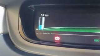 Ma Renault Zoé a passé les 66666 kms - Elle est toujours aussi économe