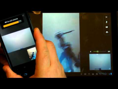 Video Chat On The Nexus S