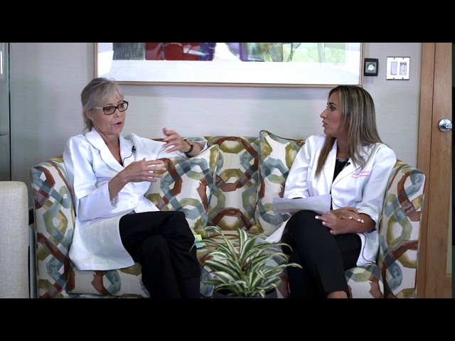 Pinktober - Interview with Plastic surgeon, breast chief Dr. Barbara Hayden